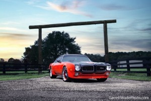1970 Pontiac Firebird Pro-Touring