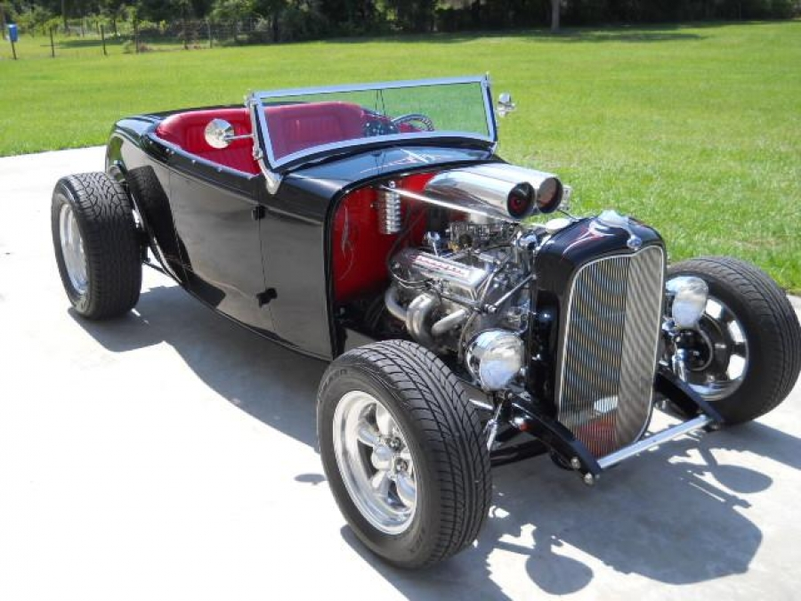Ford 1932 Roadster Retro Rod