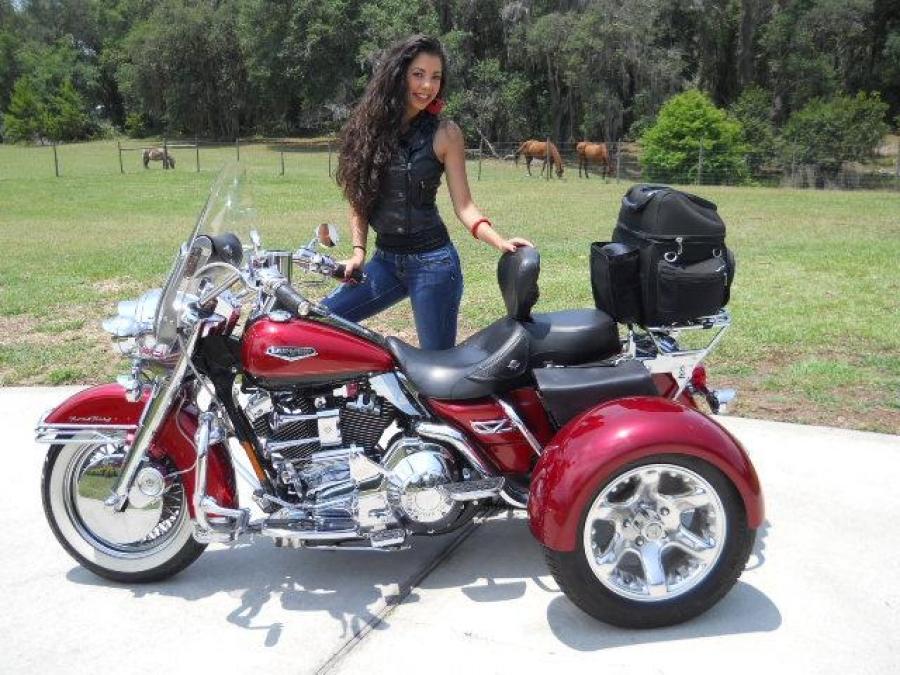 Harley-Davidson Trike Road King Classic